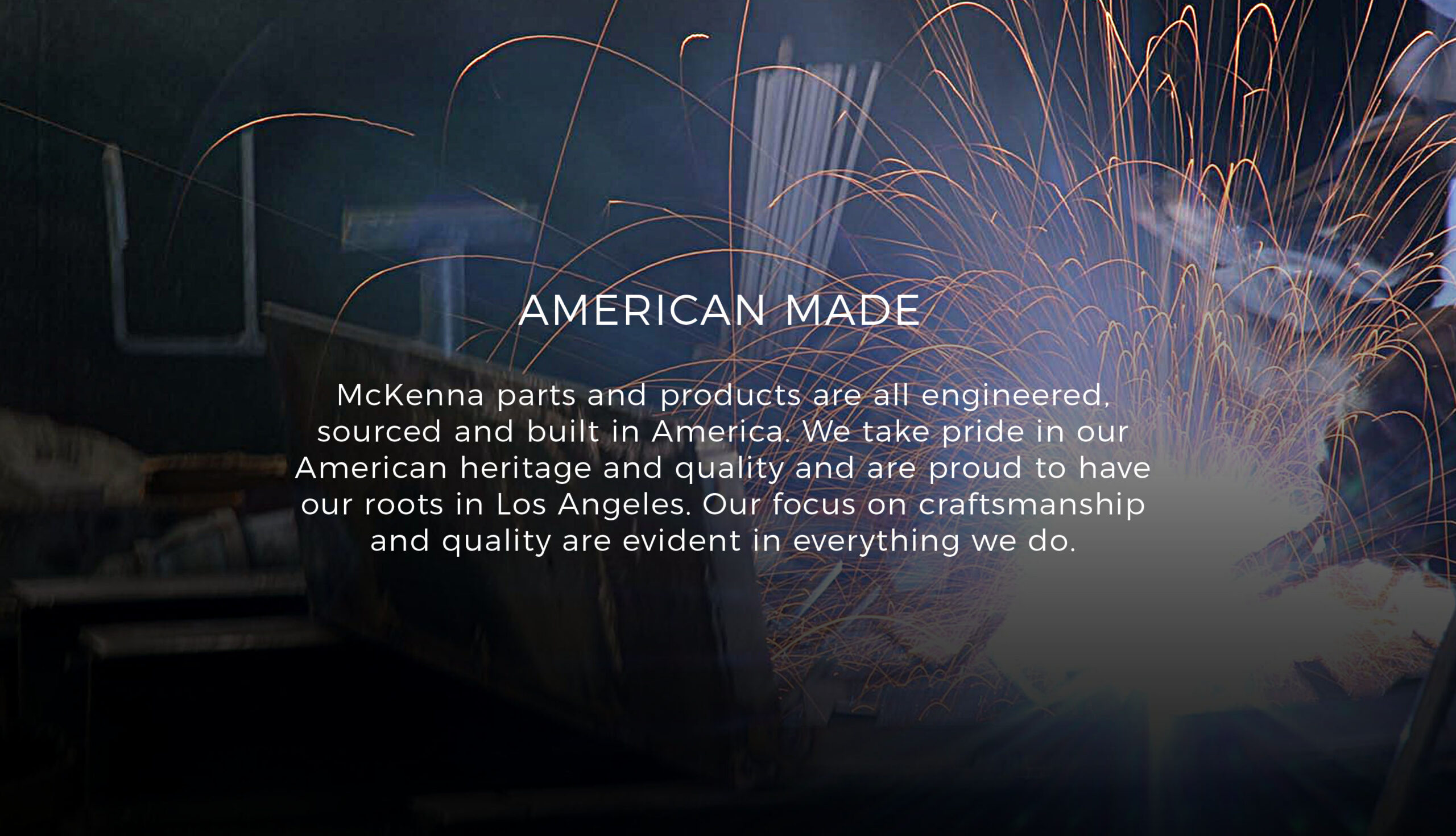 McKenna American made