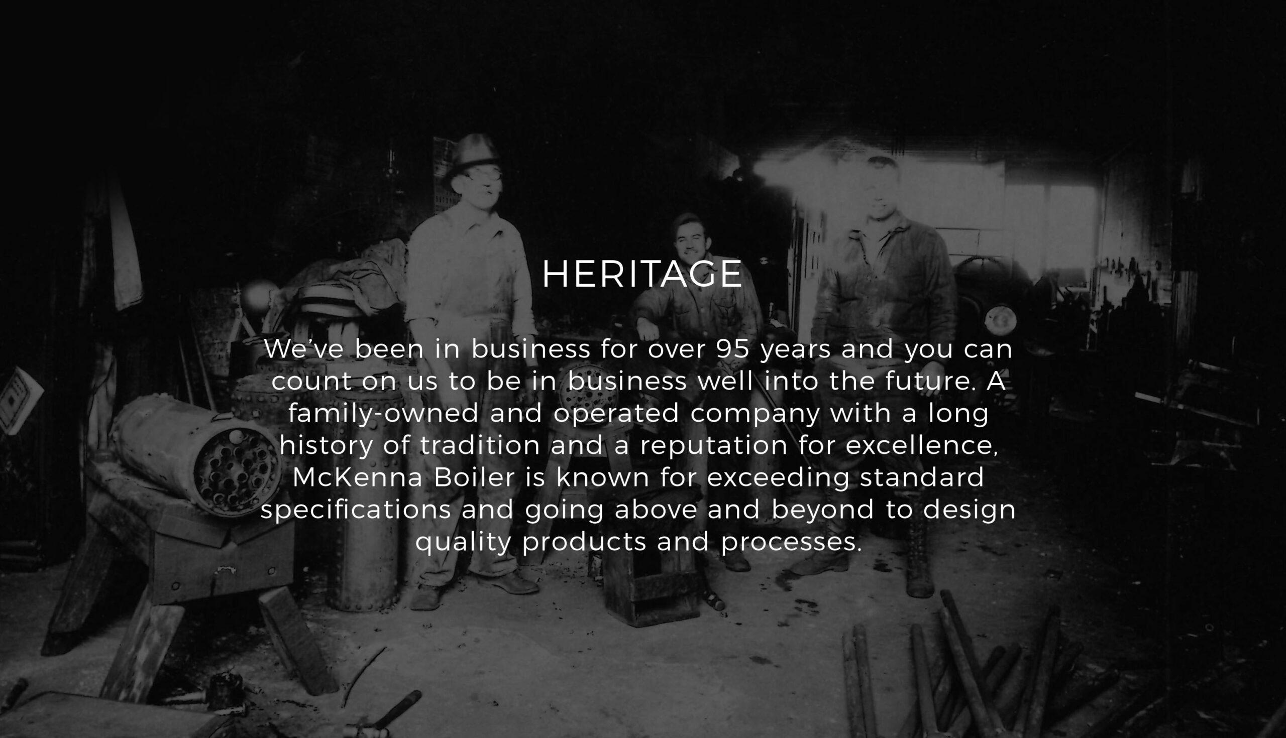 McKenna Heritage
